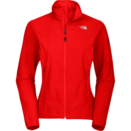 photo: The North Face Women's Apex Elixir Jacket soft shell jacket