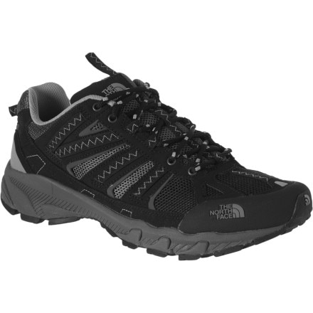 photo: The North Face Men's Ultra 50 trail running shoe