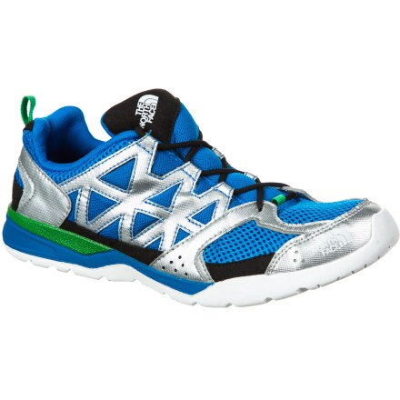 The North Face Single-Track II Trail Running Shoe - Boys'