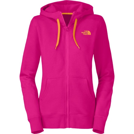 The North Face Logo Full-Zip Hoodie - Women's