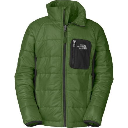 photo: The North Face Boys' Sibrian Jacket