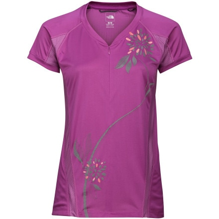 The North Face Sidewinder Jersey - Short-Sleeve - Women's
