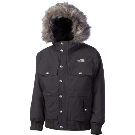 photo: The North Face Boys' Gotham Jacket