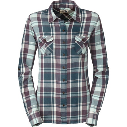 The North Face Suncrest Flannel Shirt - Long-Sleeve - Women's
