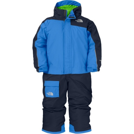 The North Face One Shot Insulated Suit - Toddler Boys'