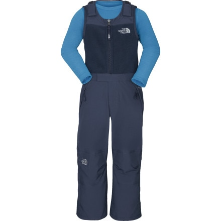 photo: The North Face Boys' Insulated Snowdrift Bib