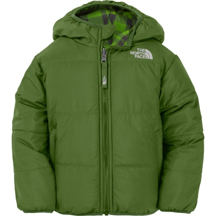 photo: The North Face Boys' Reversible Perrito Jacket