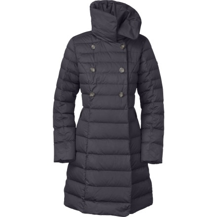The North Face Paulette Down Peacoat - Women's