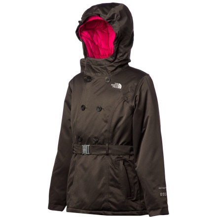 The North Face Hilaree Down Peacoat - Girls'