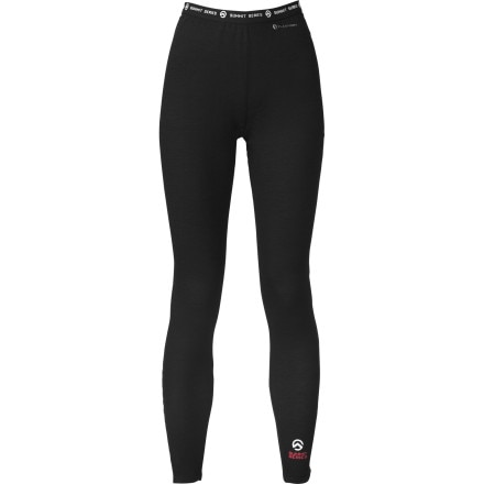 photo: The North Face Women's Warm Merino Tight