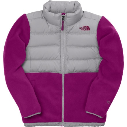 photo: The North Face Girls' Denali Down Jacket