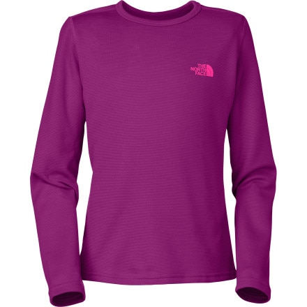 photo: The North Face Girls' Baselayer Tee