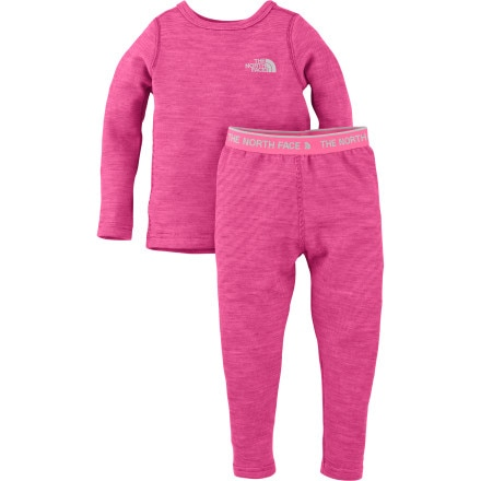 Shop for The North Face Baselayer Set - Toddler Girls'