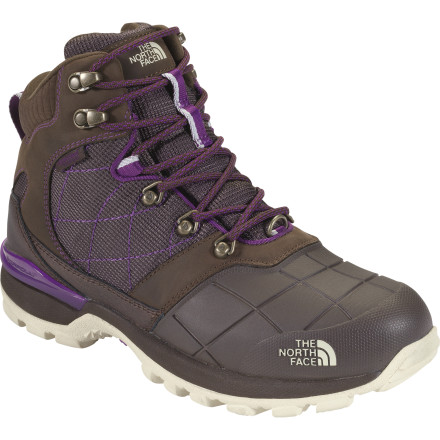 photo: The North Face Women's Snowsquall Mid winter boot