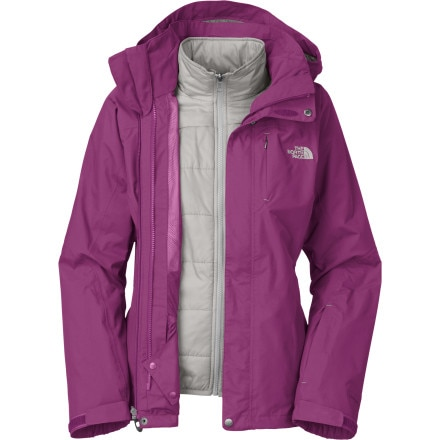 photo: The North Face Deuces TriClimate Jacket
