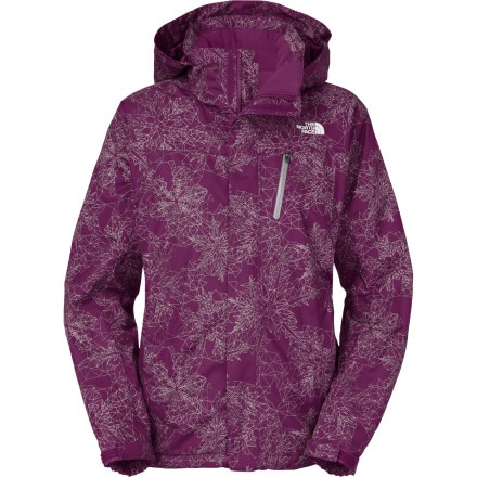 Shop for The North Face Snow Cougar Print Jacket - Women's