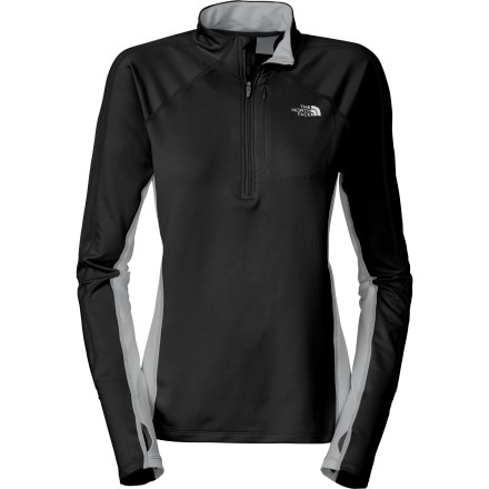 The North Face Impulse 1/4-Zip Shirt - Long-Sleeve - Women's