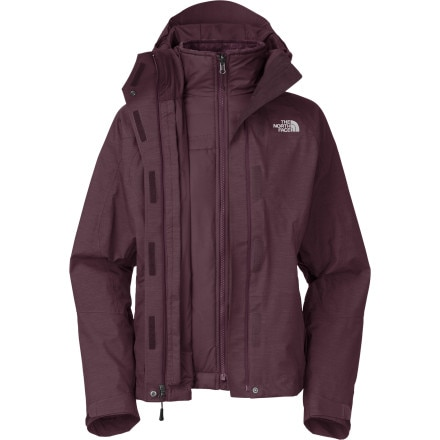 Shop for The North Face Aphelion Triclimate Jacket - Women's