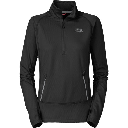 The North Face Bubblecomb 1/2 Zip Top - Long-Sleeve - Women's