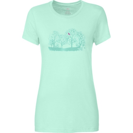 The North Face Up In A Tweet T-Shirt - Short-Sleeve - Women's