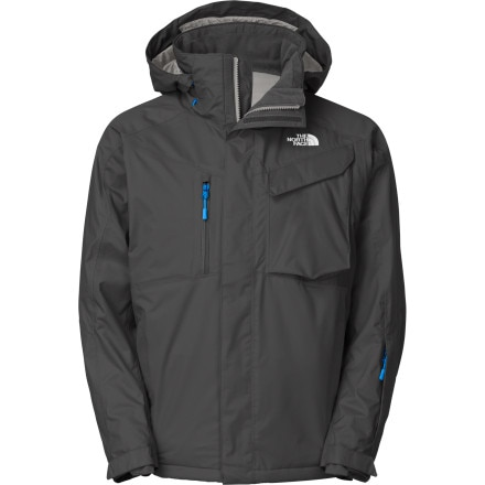 photo: The North Face Maineline Jacket