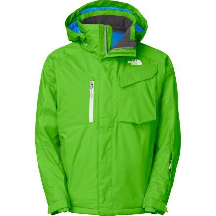 photo: The North Face Maineline Jacket snowsport jacket