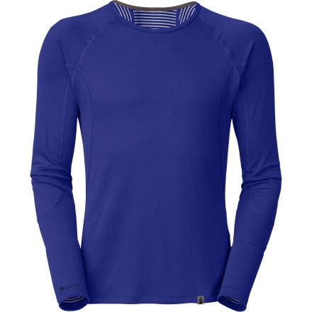 photo: The North Face Men's Warm L/S Crew Neck