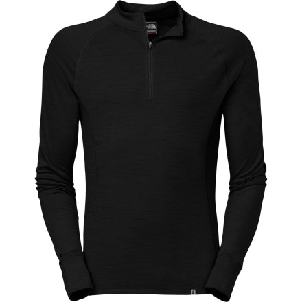 The North Face Blended Merino Zip-Neck Top - Long-Sleeve - Men's