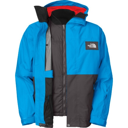 photo: The North Face Rachet Triclimate Jacket
