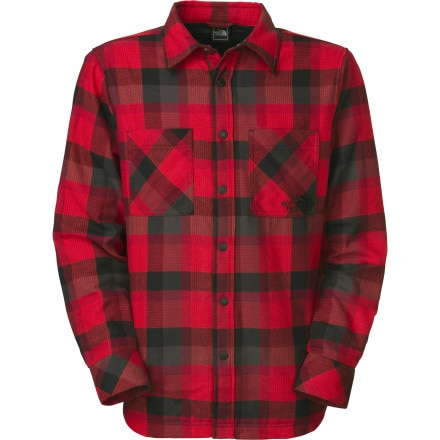 photo: The North Face Fort Point Flannel