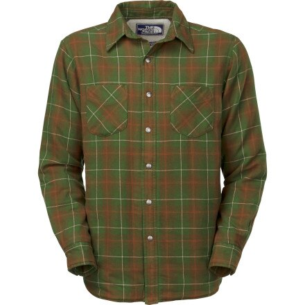 The North Face Trapper Flannel Jacket - Men's