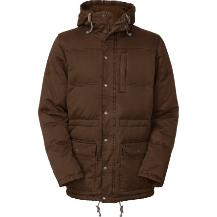 The North Face Tasman Down Parka - Men's