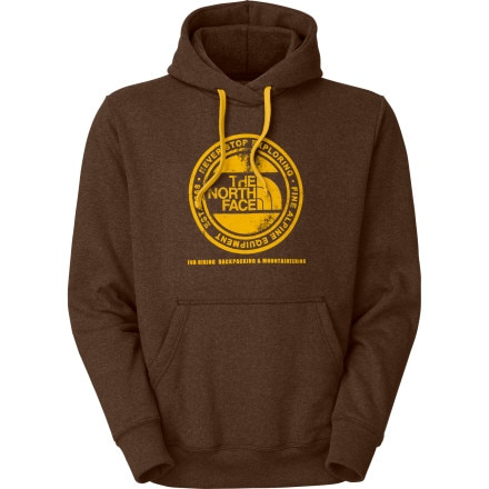 The North Face M Certified Logo Pullover Hoodie