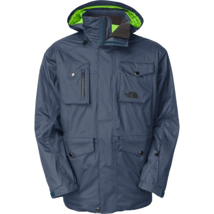 The North Face Rugher Insulated Jacket - Men's