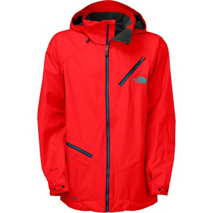 photo: The North Face Cymbiant Jacket waterproof jacket