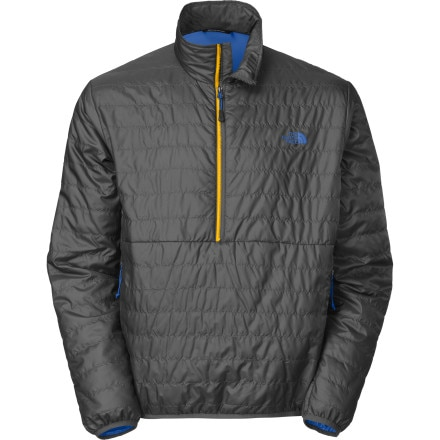 photo: The North Face Redpoint Micro 1-2 Zip Pullover