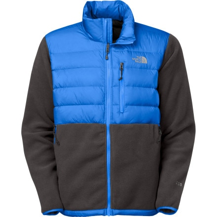 The North Face Denali Down Fleece Jacket - Men's