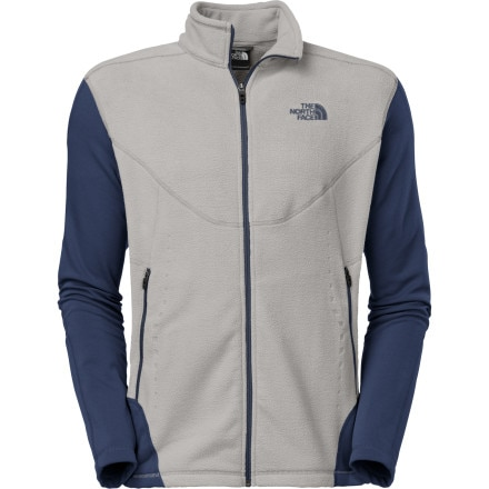 photo: The North Face Jacquard Split Full Zip