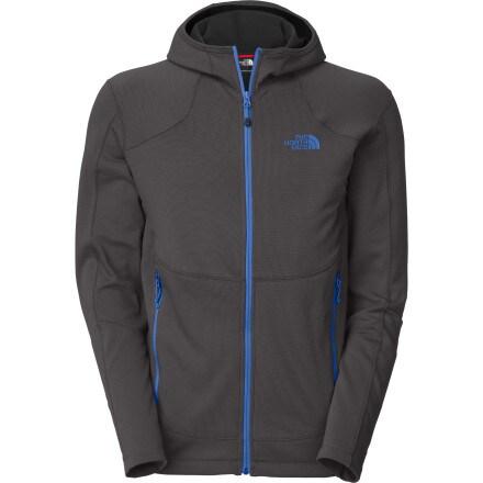 photo: The North Face Arc Full Zip Hoodie fleece jacket