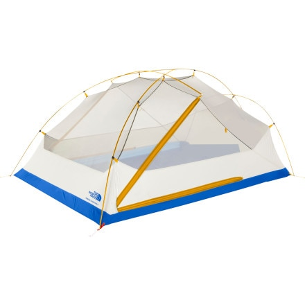 The North Face Kings Canyon 4 Tent: 4-Person 3-Season