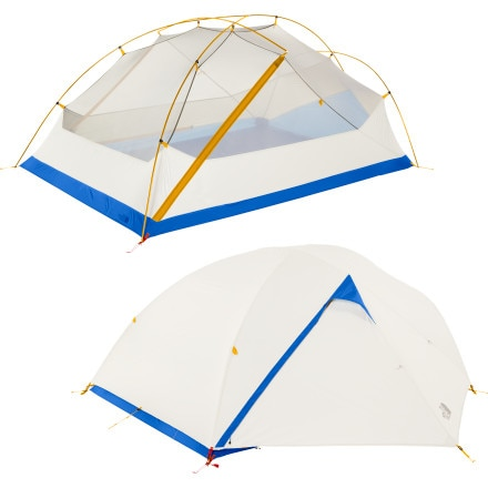 The North Face Kings Canyon 3 Tent: 3-Person 3-Season