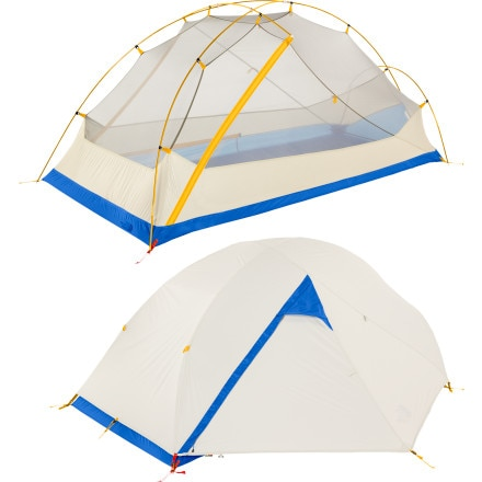 The North Face Kings Canyon 2 Tent: 2-Person 3-Season