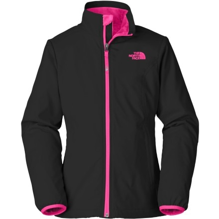 The North Face Mossbud Softshell Jacket - Girls'