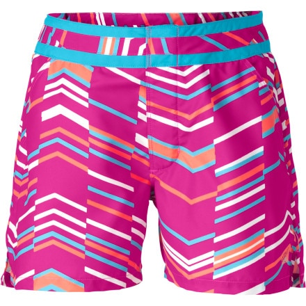 The North Face Senessa Printed Water Short - Girls'