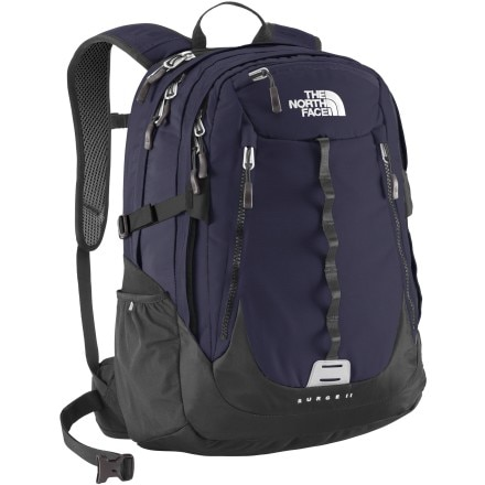 The North Face Surge II Laptop Backpack - 1953cu in