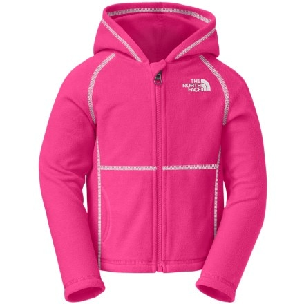 The North Face Glacier Full-Zip Hoodie - Toddler Girls'