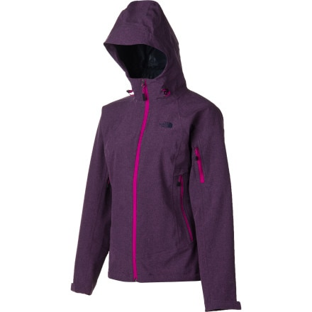 photo: The North Face Women's Burst Rock Jacket