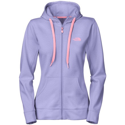 The North Face Fave-Our-Ite Full-Zip Hooded Sweatshirt - Women's