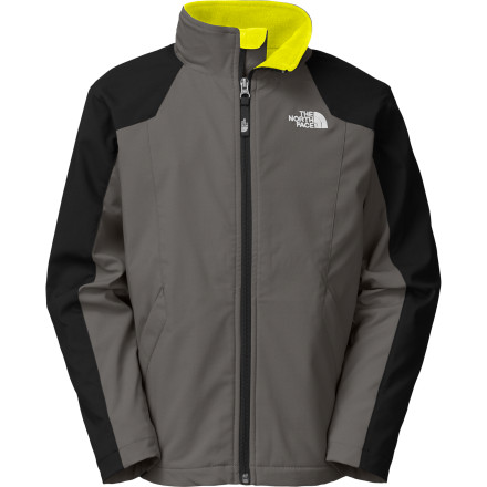 The North Face Long Distance Softshell Jacket - Boys'
