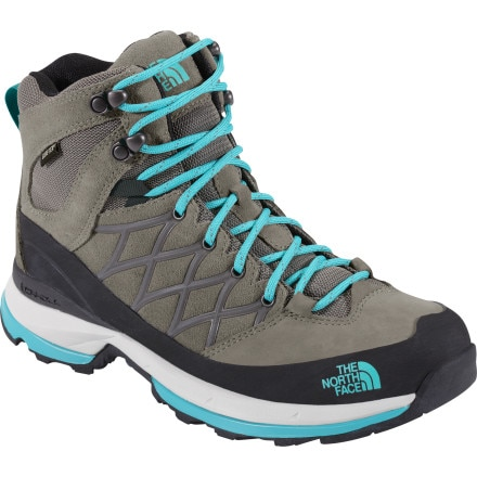 photo: The North Face Women's Wreck Mid GTX